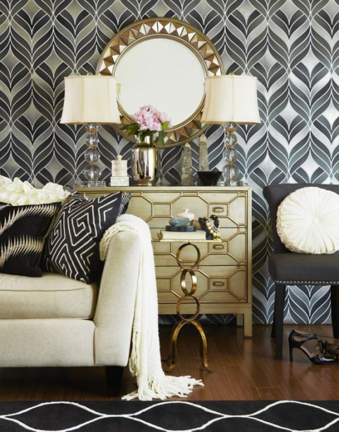 Gatsby Inspired Interiors