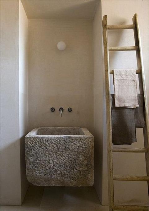 Stone washbasin