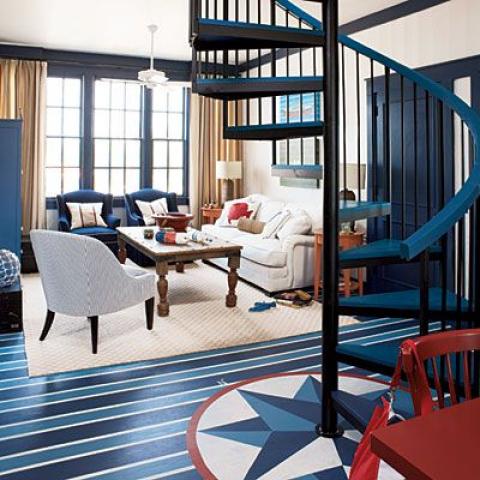 painted-floor-circul
