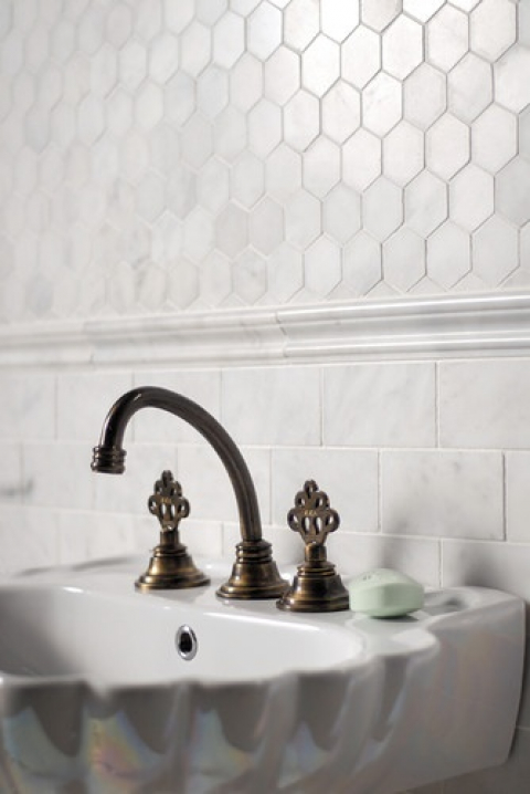 design trends sweet honeycomb tile patterns