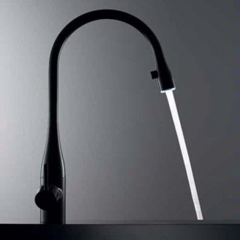 KWC Eve faucet in bl