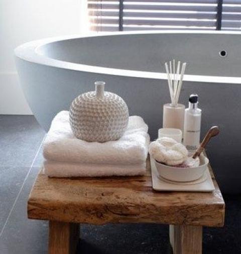Spa Retreat: Comfort